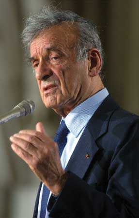 lie Wiesel : &quot;le mendiant et le fou&quot;