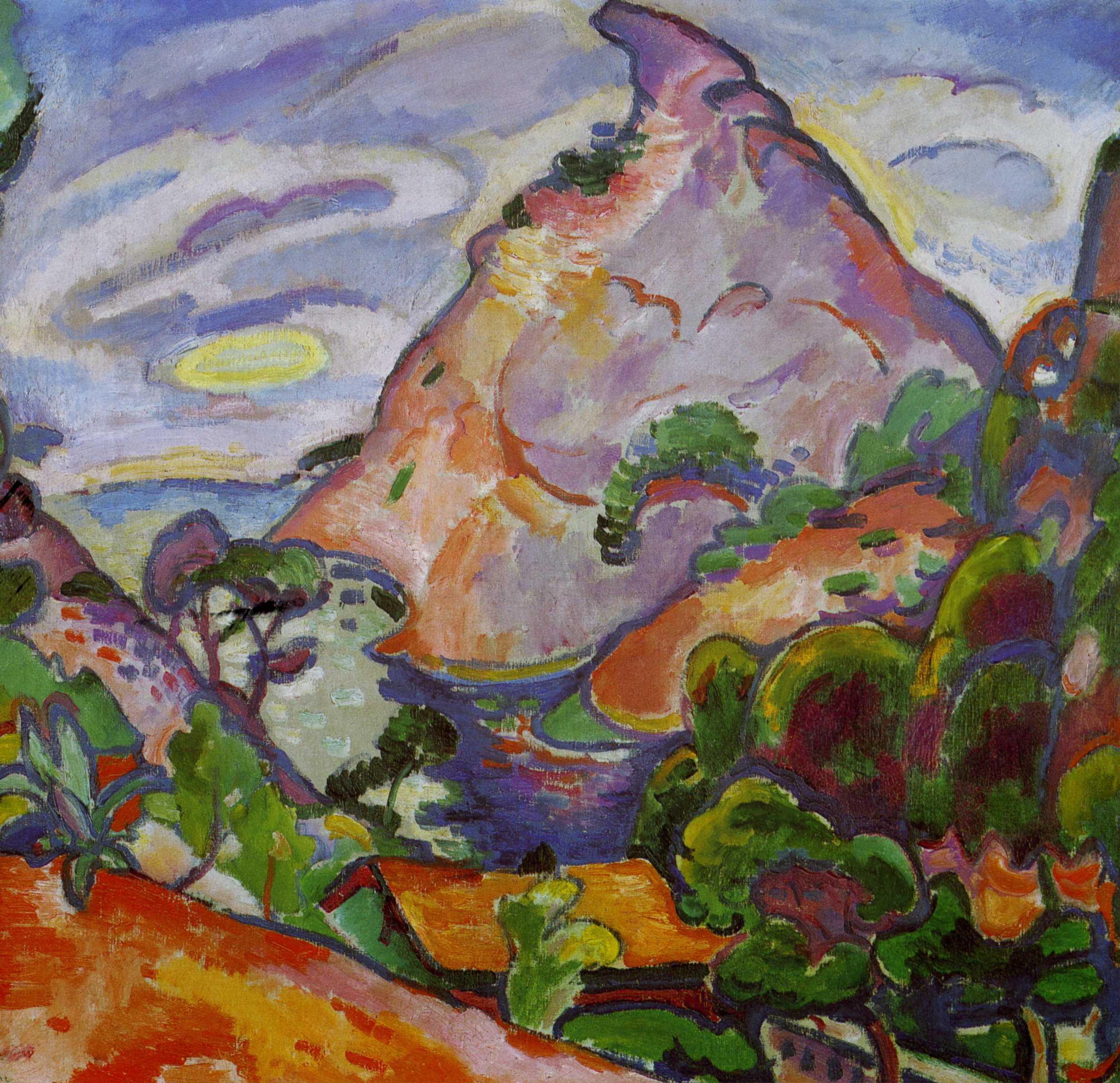 Mus e virtuel georges braque for Braque peintre