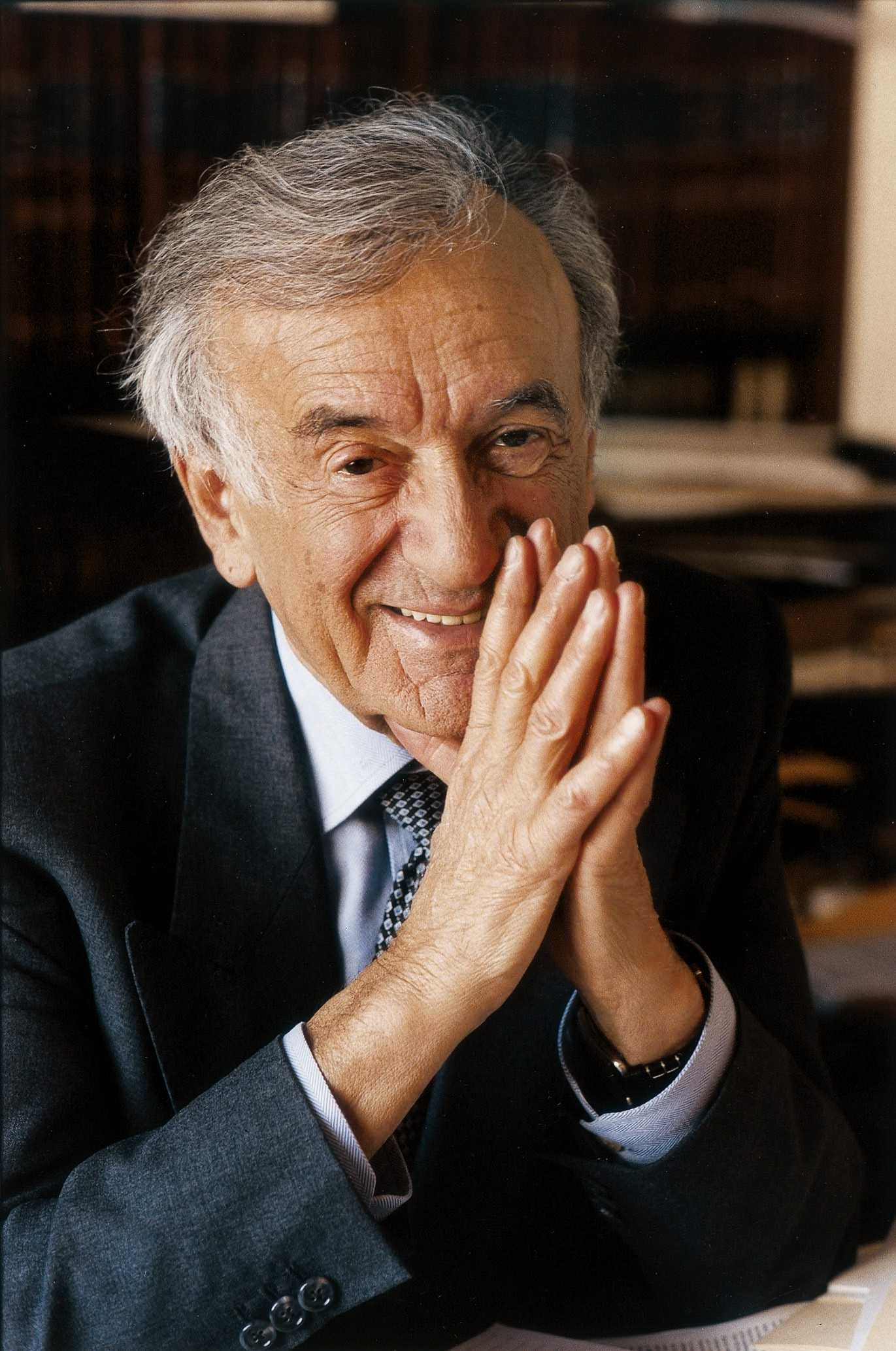 La profession de foi d'lie Wiesel